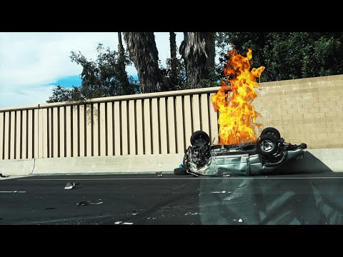 HORRIBLE CAR ACCIDENT!