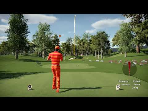 The Golf Club 2 (PS4 Pro): PGAS - The Memorial Tournament - Round 3