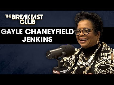 Gayle Chaneyfield Jenkins Speaks About The City Of Newark, NJ And How She's Focusing On Change