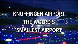 Knuffingen Airport: Kleinster Flughafen der Welt // The world's smallest airport