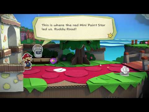 Paper Mario Color Splash - Part 3