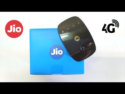 JioFi 2 Wireless Portable Hotspot Review (Jio 4G) : Setup, SpeedTest & Change WiFi Name And Password
