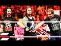 The Most Spine Tingling Reunions In WWE History The Shield Hart Foundation DX Dudley Boyz