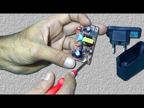 How To Repair Any Mobile Phone Charger (Step By Step) - Bengali Tutorial