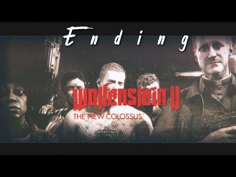 Let's Split! Wolfenstein 2 - Ending!