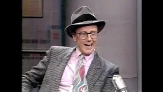 Harry Anderson Collection on Late Night, 1982-87