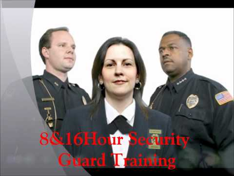 CT Security Guard Training