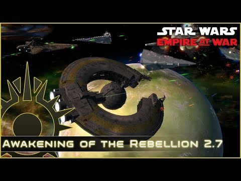 Praetor Punishment - Ep 11 - Awakening of the Rebellion 2.7 - Star Wars Empire at War Mod