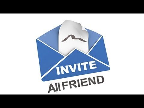 [How To] Invite All your Facebook Friends To Your Facebook Page with one Click