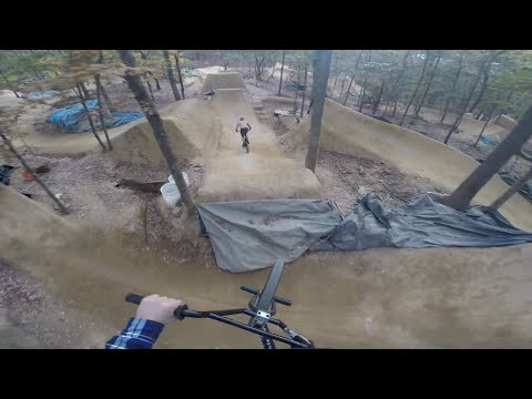 GoPro BMX Trails Session on Long Island