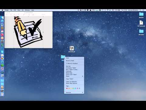 How to Customize Mac's Folder Icon With Any Image