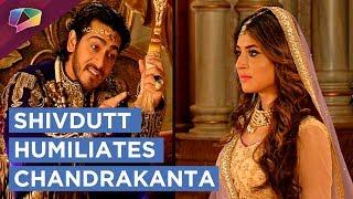 Shivdutt Humiliates Chandrakanta | Virendra Saves Her? | Prem Ya Paheli-Chandrakanta| Life Ok