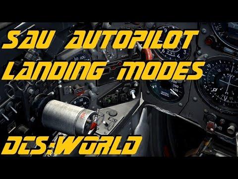 DCS:World » SAU Autopilot Landing Modes » MiG-21Bis