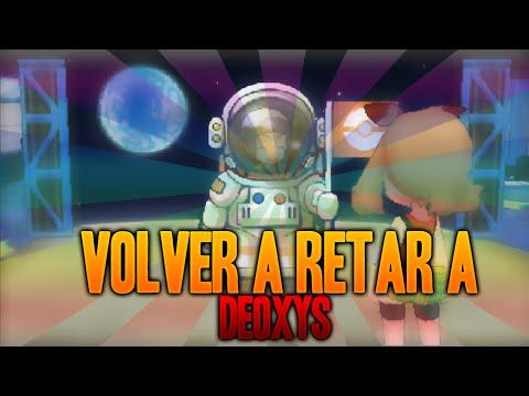 Vuelve a retar a Deoxys | Pokémon Zafiro Alfa - Let´s Play