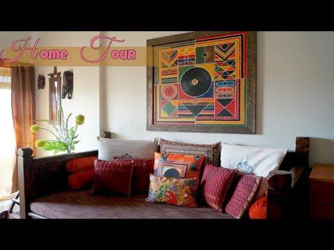Home Tour - Kapila & Sonal Banerjee (Part-II )   Indian Home Tour