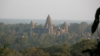 Lost city discovered in jungles of Cambodia
