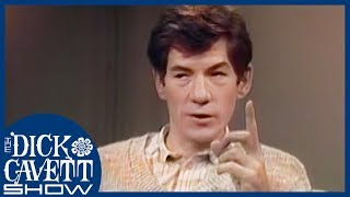 Download Ian McKellen Explains The Difference Between Acting on Stage and In Movies | The Dick Cavett Show Video