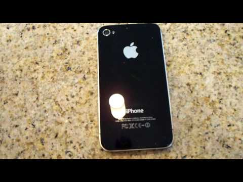 iPhone Vibration Lock-Up