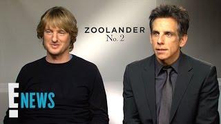 Ben Stiller Talks Touching Penelope Cruz's Boobs | Celebrity Sit Down | E! News