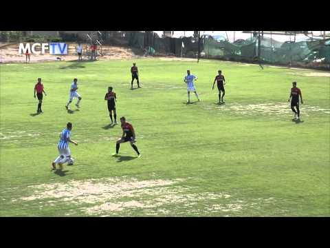 El At. Malagueño se estrena con derrota (2-3)