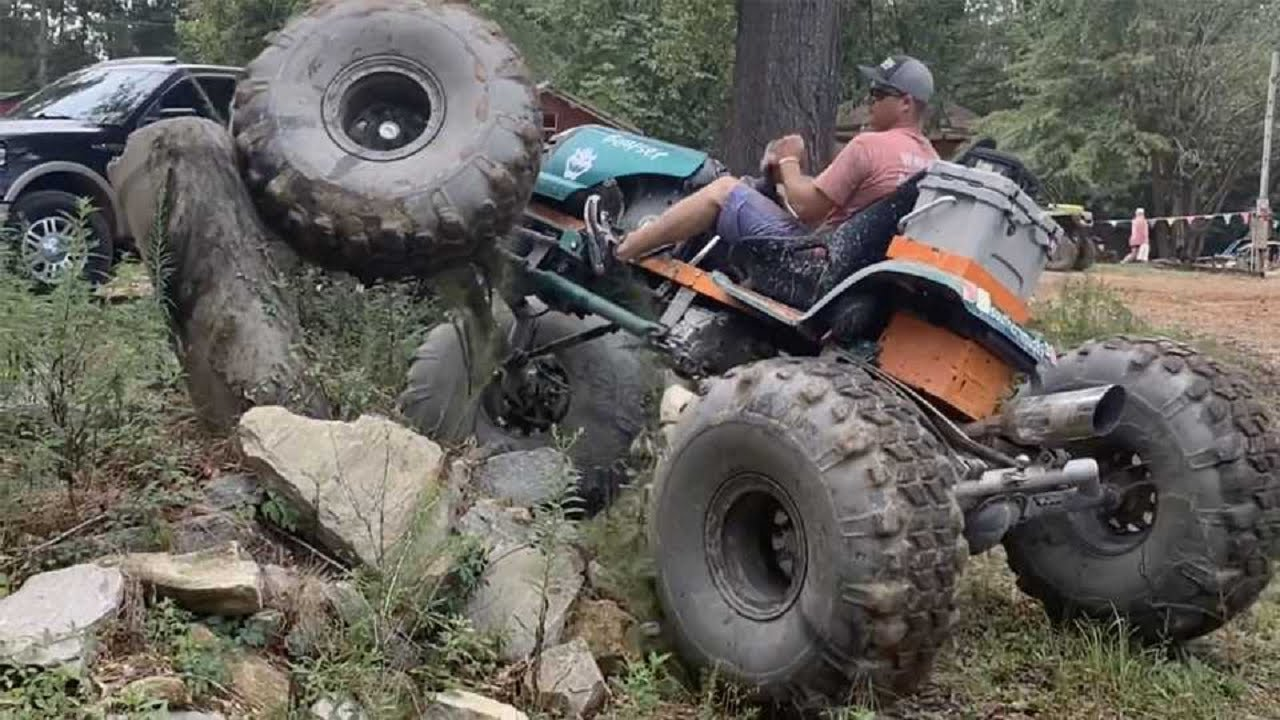 Crazy Offroad Fails❌ & Wins 🏆 Hilarious and Crazy 4x4 Off-roading!