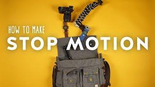Sony Stop Motion+ Camera App
