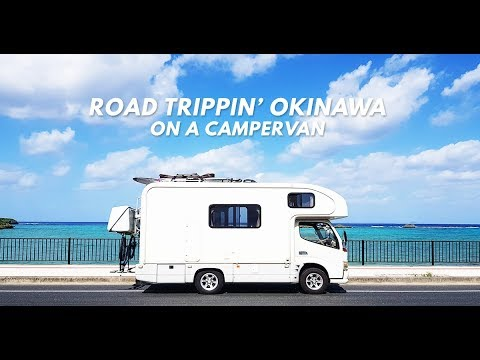 Road Trippin' in Okinawa, Japan!
