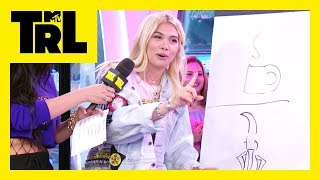 Hayley Kiyoko Flexes Her Drawing Skills In