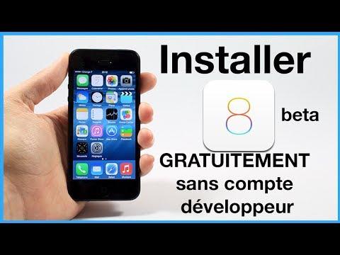 Installer iOS 8 beta GRATUITEMENT et sans compte développeur pour iPhone, iPad, iPad mini et iTouch