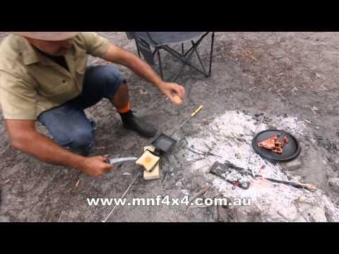 Bacon Egg Jaffle