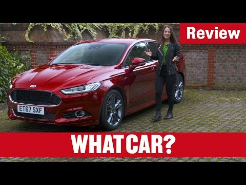 2018 Ford Mondeo Review - better than a Volkswagen Passat?   What Car?