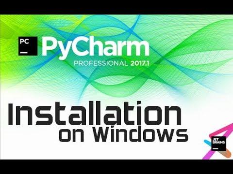 How to Install PyCharm on Windows 10
