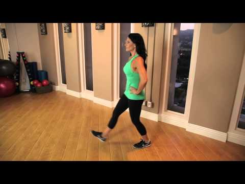 How to Strengthen the Legs & Hips for Walking