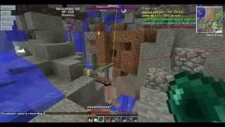 2b2t: FIGHTING A VETERAN WITH AN INVENTORY OF ENCHANTED