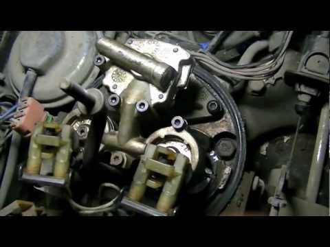 1984 Cadillac Coupe DeVille - Throttle Body Dismantle & Cleaning