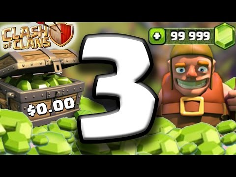 TOP 3 MOST INSANE GLITCHES OF ALL TIME IN CLASH OF CLANS HISTORY!