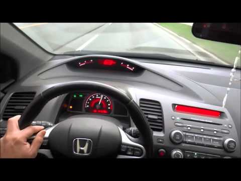 How To Get VTEC To Kick In (Filmed In An 8th Gen Civic Si)