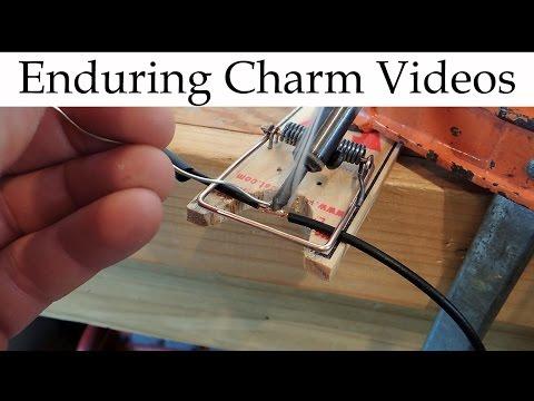 DIY Jig For Wire Splice Soldering