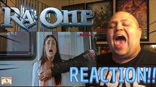 Ra.One Kareena Kapoor is a new action star REACTION!!