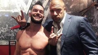 WWE Superstars react to Finn Bálor