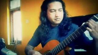 Sulage Pawee On Classical Guitar