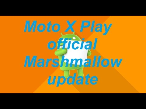 Top Moto X Play 6.0 Marshmallow features (also how to enable system UI)