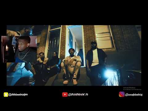 Meek Mill - Left Hollywood [Official Music Video] - Reaction !!!!