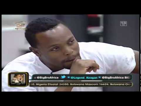 Word from loved ones - Big Brother Africa The Chase