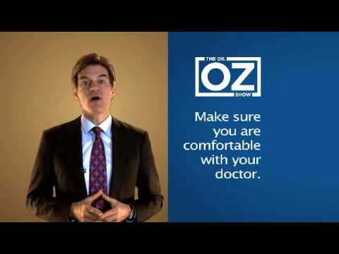 Dr. Oz's advice on why you should have a primary care physician