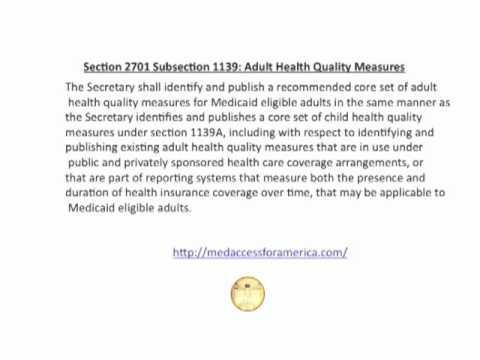 Internal Medicine Health Care Reform Provisions