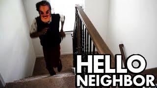 NEIGHBOR PLAYS HELLO NEIGHBOR | Hello Neighbor #7 [Beta Update]
