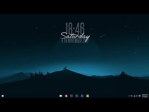Night Desktop - Make Windows Look Better