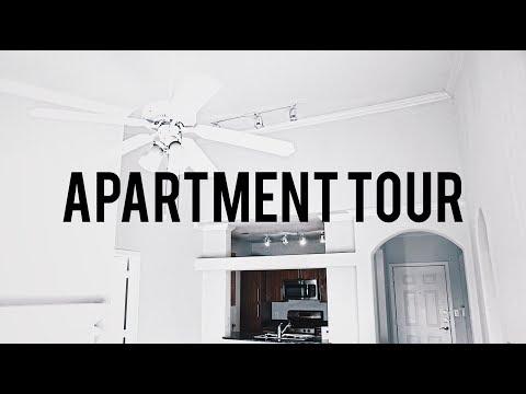 New Apartment Tour 2018! (Bri Hall)