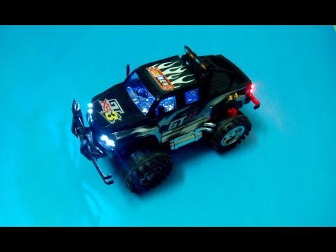 [Part 1 - Tutorial] How To make upgrade toy cars, Upgrade RC Vaterra toy